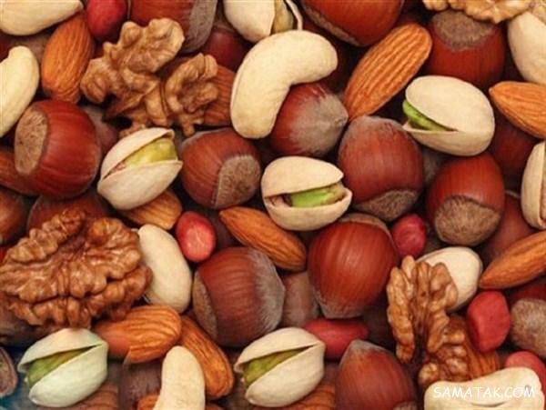 جایگزین آجیل عید؛ مواد غذایی جایگزین آجیل برای عید نوروز