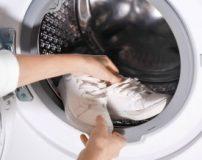 شستن کفش در ماشین لباسشویی ال جی | شستن کفش با ماشین لباسشویی سامسونگ