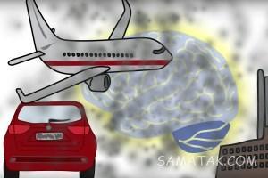 انشا ادبی در مورد آلودگی هوا | انشا طنز در مورد آلودگی هوا
