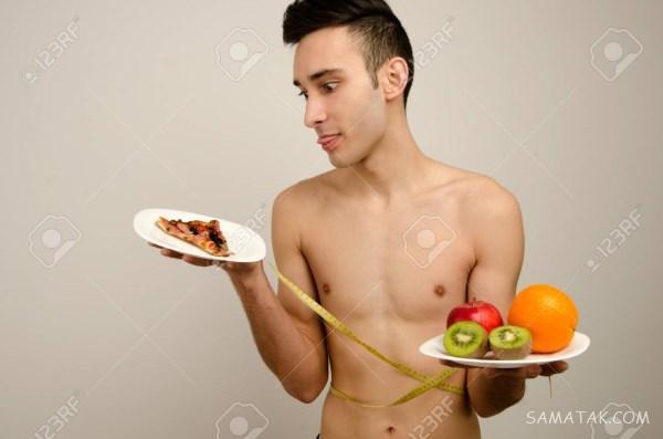 چرا من هرچی میخورم چاق نمیشم | علت غذا خوردن زیاد و چاق نشدن