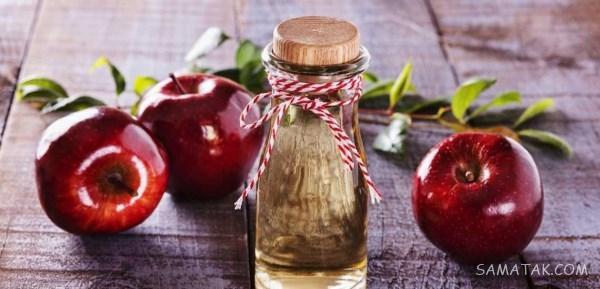 روش شستن واژن با سرکه سیب | فواید شستن واژن با سرکه سیب