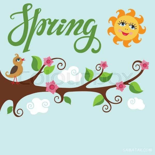 متن در مورد فصل بهار | متن ادبی زیبا در مورد فصل بهار