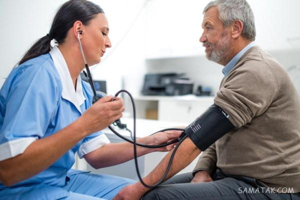 از کجا بفهمیم فشار خون بالا داریم | فشار خون بالا را چگونه پایین بیاوریم