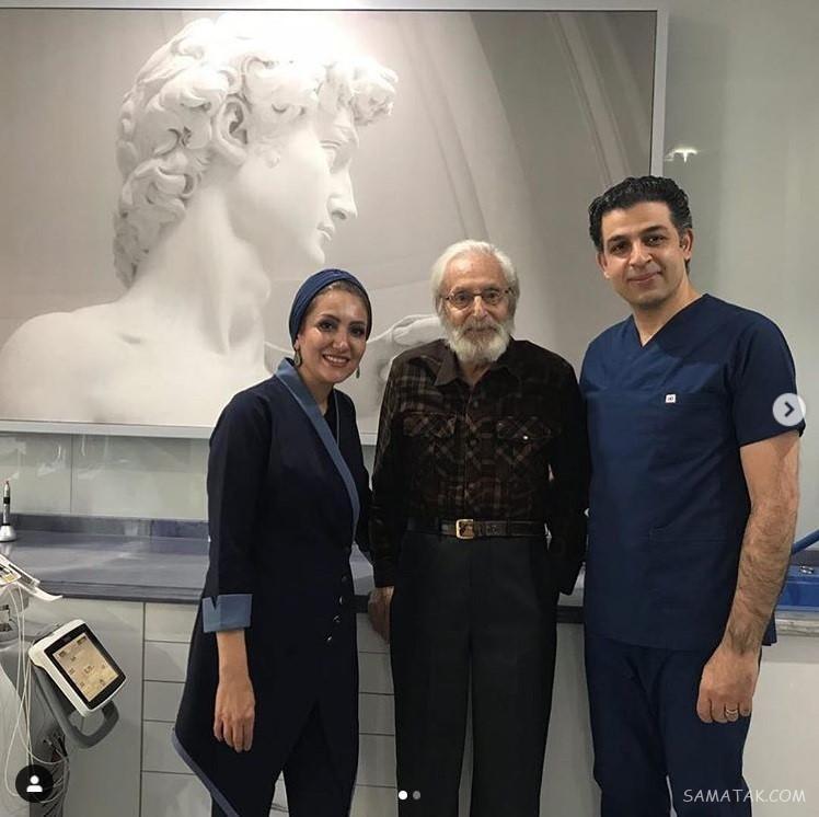 جمشید مشایخی | همسر و فرزندان و بیوگرافی جمشید مشایخی + علت مرگ