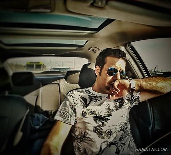 مجید واشقانی | عکس همسر واقعی و بیوگرافی مجید واشقانی