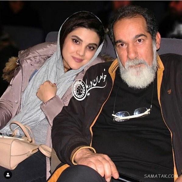سینا مهراد | عکس های همسر و بیوگرافی سینا مهراد