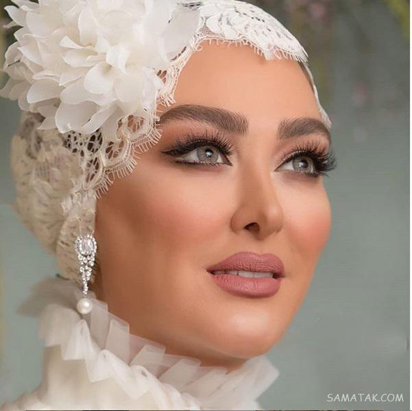 مراسم عروسی و ازدواج الهام حمیدی در عمارت دانیال تهران + تصاویر