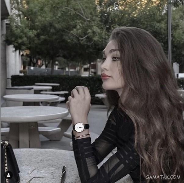 عکس های شخصی و دیده نشده طلا گلزار در اینستاگرام talagolzar
