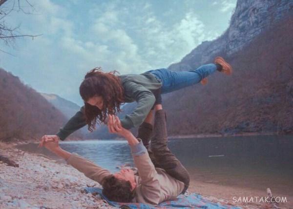 استاتوس انگلیسی عاشقانه کوتاه و جدید با معنی فارسی