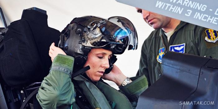 بهترین سربازان زن ارتش و نیروهای مسلح دنیا | عکس زیباترین سربازان زن جهان 2020