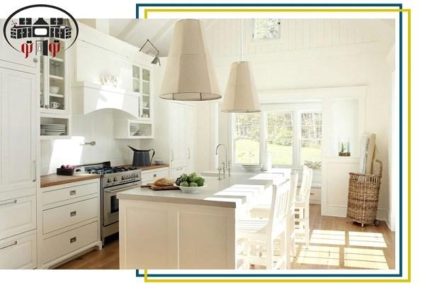 هزینه و قیمت کابینت آشپزخانه و سرویس بهداشتی