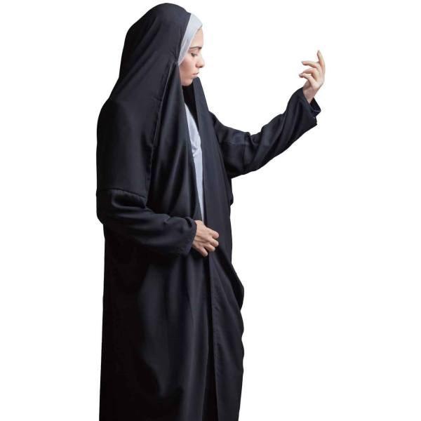 معرفی انواع مدل های چادر مشکی با عکس و اسم + انواع پارچه چادر مشکی زنانه