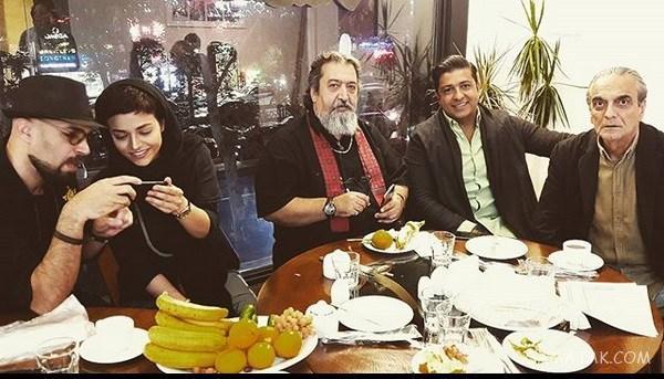 عکسهای جدید سوگل خلیق بازیگر زیبا با تیپ خفن و همسرش