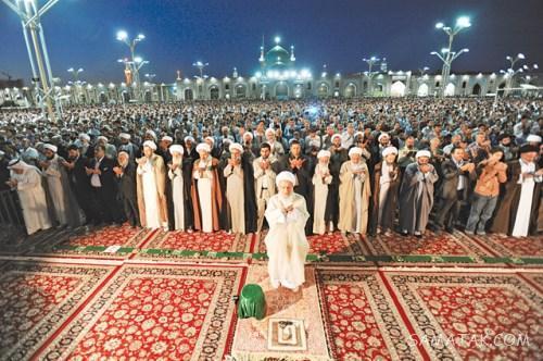 نیت نماز عید فطر چگونه است   طریقه نیت نماز عید فطر