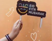 عکس پروفایل عید فطر خنده دار | عکس پروفایل خنده دار برای عید فطر
