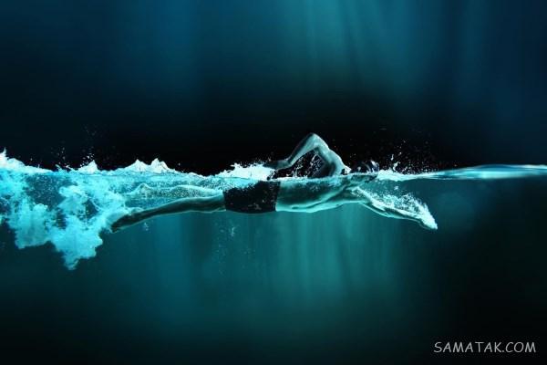 تعبیر خواب شنا کردن در آب گل آلود - فاضلاب - استخر - معشوق