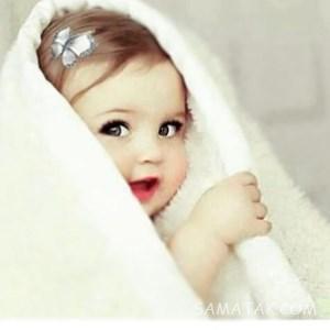 عکس نی نی دختر ناز و خوشگل کیفیت بالا برای پروفایل (75 عکس)