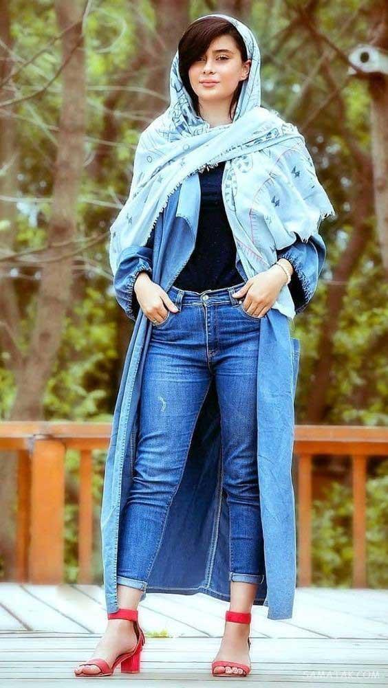 مدل مانتو تابستانی حریر جدید دخترانه و زنانه (بلند، ساده و گلدار)