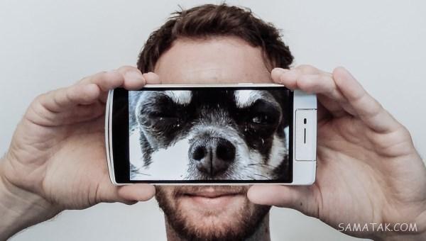 آموزش تکنیک های عکاسی حرفه ای با دوربین موبایل