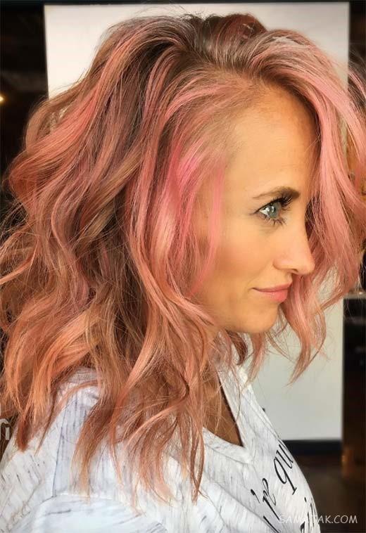 رنگ موی تابستان ۱۴۰۰؛ جدیدترین مدل رنگ موی تابستان ۲۰۲۱