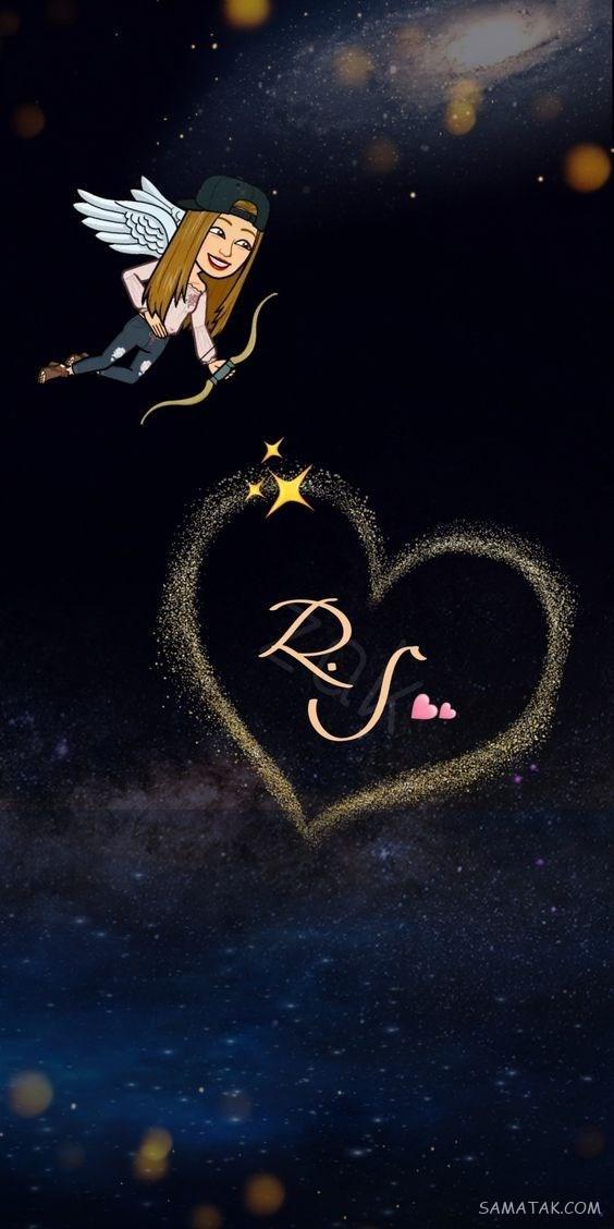 عکس حرف s عاشقانه برای پروفایل | عکس نوشته حرف s انگلیسی