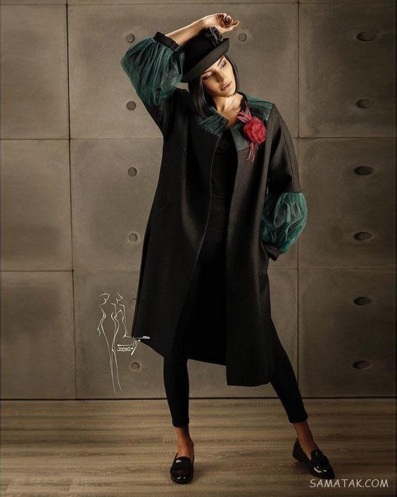 ۱۰۰ مدل مانتو نخی تابستانه ۹۸ شیک و لاکچری