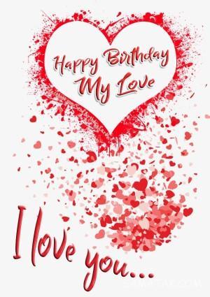 متن تولدت مبارک عشقم ؛ پیام تبریک تولدت مبارک عاشقانه