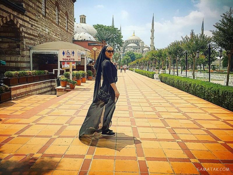 عکس های لو رفته سحر قریشی در ترکیه