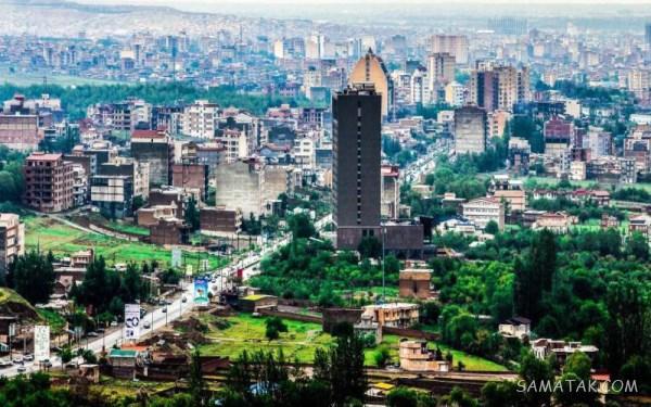 بهترین شهر ایران برای مسافرت در تابستان