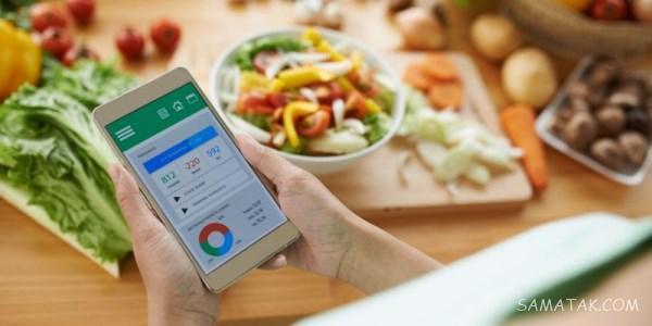 محاسبه کالری دریافتی روزانه برای لاغر شدن | محاسبه کالری مواد غذایی