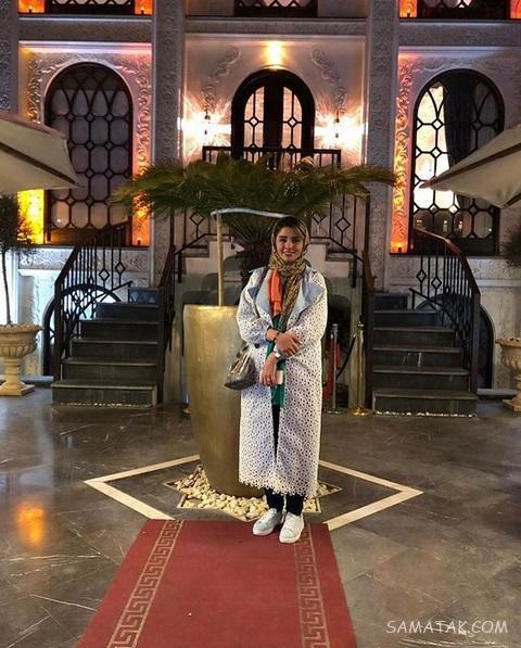 بازیگر نقش شهرزاد در سریال بوی باران (بیوگرافی و تصاویر اینستاگرام)