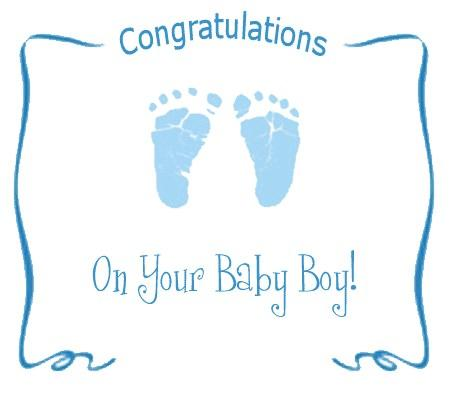پیام تبریک تولد نوزاد پسر | متن تبریک قدم نو رسیده پسر