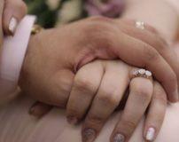 عکس های مراسم عقد و ازدواج محیا اسناوندی و همسرش