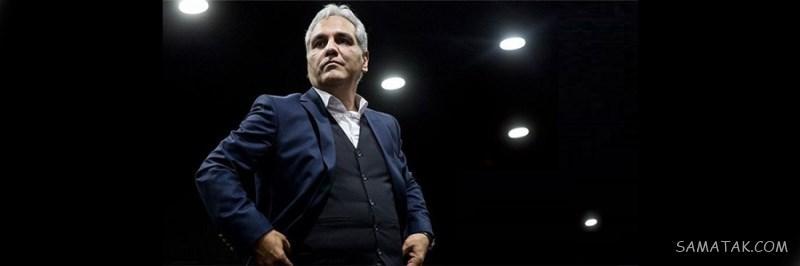 کنسرت مهران مدیری در هتل اسپیناس پالاس تهران + فیلم کامل