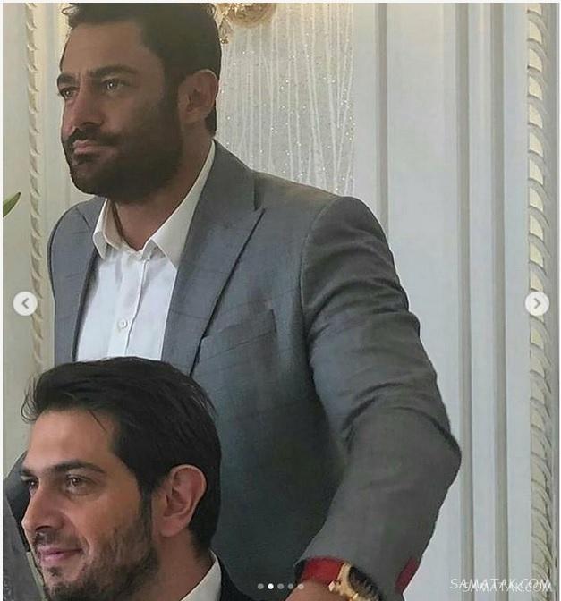"""عکس های جشن عروسی """"بردیا گلزار"""" برادر محمدرضا گلزار"""
