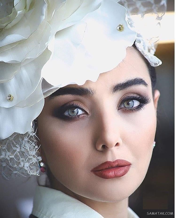 عکس های عروسی دریا مرادی دشت و پویان گنجی + فیلم عروسی