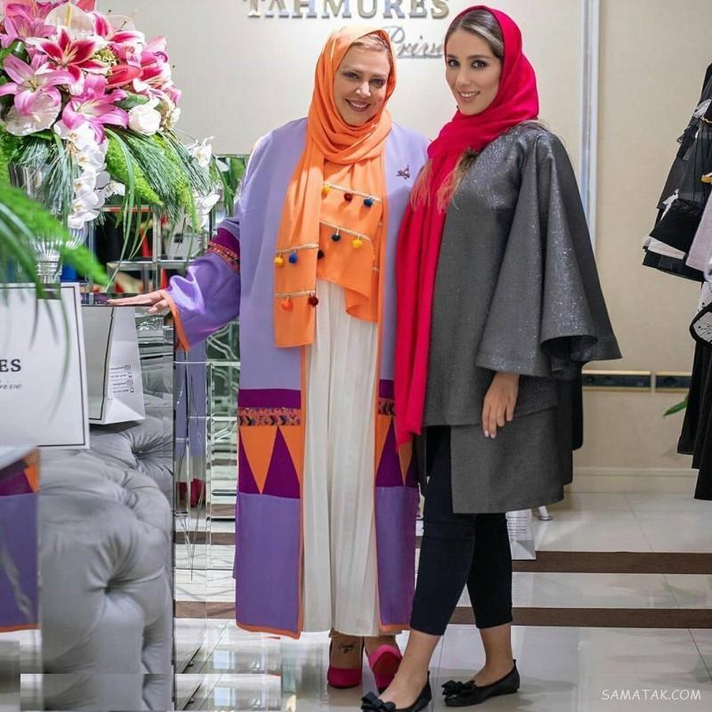 بهاره رهنما | همسر و دختر و بیوگرافی بهاره رهنما