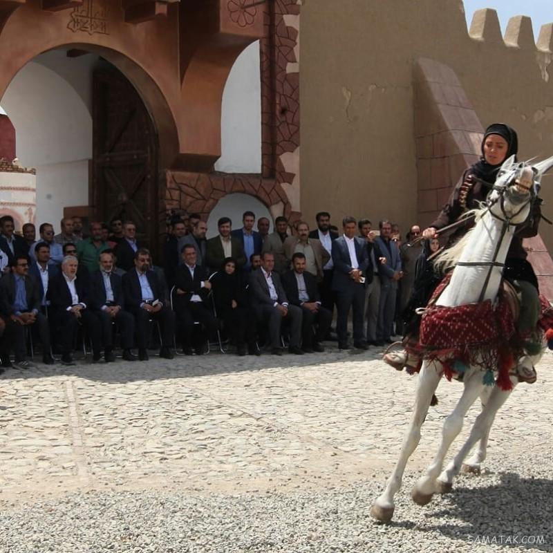 اسامی بازیگران سریال بانوی سردار + خلاصه داستان، زمان پخش و تکرار