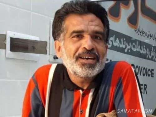عکس قاتل امام جمعه کازرون قبل و بعد از اعدام (16+)