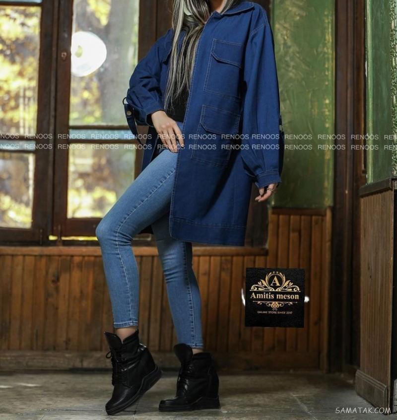 ۱۰۰ مدل مانتو پاییزه ۹۹ | مدل مانتو پاییزه اسپرت دخترانه ۱۳۹۹