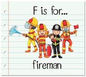 متن و عکس روز آتش نشانی
