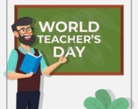پیام تبریک روز جهانی معلم World Teachers' Day