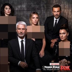 عکس بازیگران ترکیه ای با همسرشان