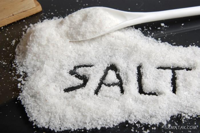 طرز تهیه نمک خوراکی به زبان ساده   نمک خوراکی چگونه تهیه می شود