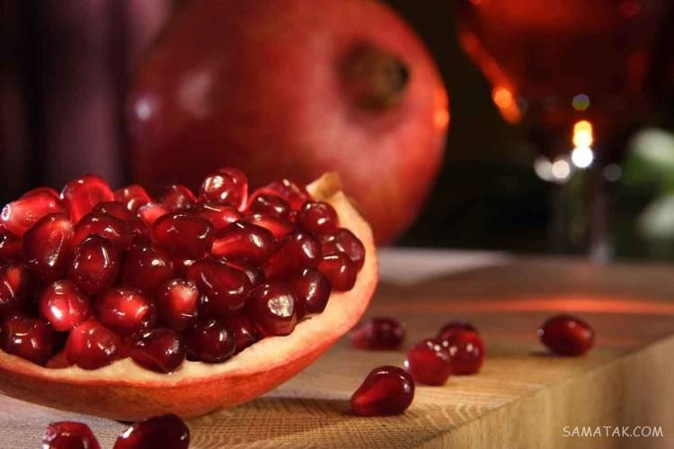 آیا انار برای سرماخوردگی ضرر دارد؟ | تاثیر خوردن انار در سرماخوردگی