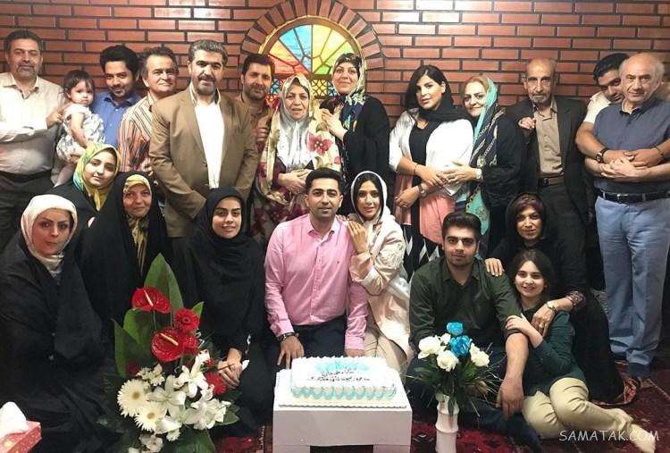 علی سخنگو | همسر و فرزند و بیوگرافی علی سخنگو