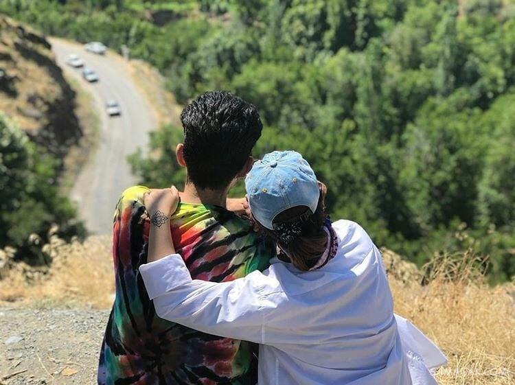 100 عکس عاشقانه دونفره لاکچری بدون متن واسه پروفایل
