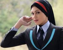 لباس فرم اداری زنانه برای آژانس هواپیمایی، شرکت و هتل، تالار و رستوران