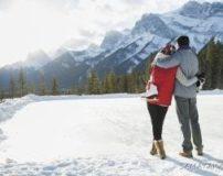 100 شعر کوتاه عاشقانه در مورد روزهای برفی زمستان