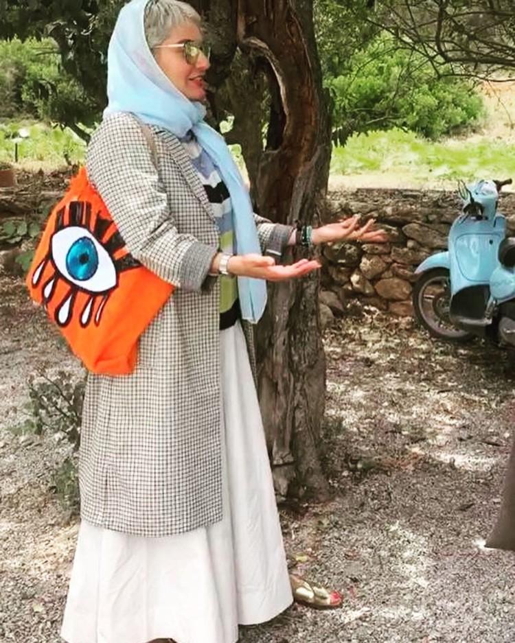 مهناز افشار | همسر و دختر و بیوگرافی مهناز افشار